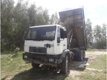 MAN 26.280 - billenőplatós teherautó