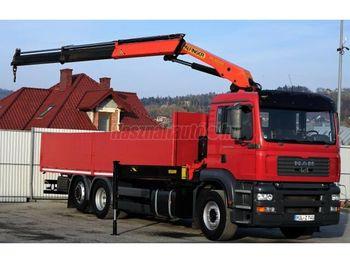 Billenőplatós teherautó MAN TGA 26