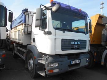 MAN TGM 18.330 - billenőplatós teherautó