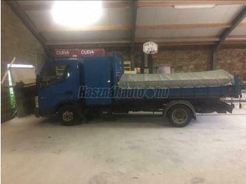 MITSUBISHI CANTER Ponyvás Billencs - billenőplatós teherautó