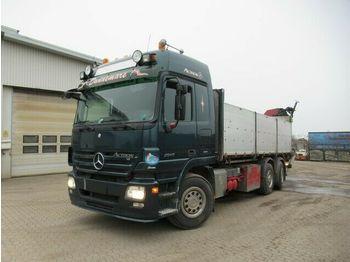 Billenőplatós teherautó Mercedes-Benz 2548 6x2 Kipper 3-SAeiten, 2. Motor