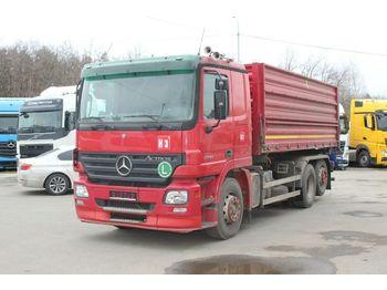Billenőplatós teherautó Mercedes-Benz ACTROS 2544 L 6X2,THREE-SIDE TIPPER,RETARDER