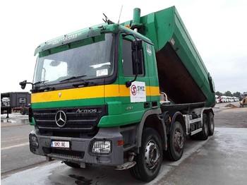 Billenőplatós teherautó Mercedes-Benz Actros 4141 8x4