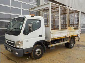 Mitsubishi Canter 7C15 - billenőplatós teherautó
