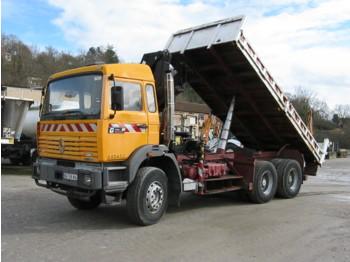 RENAULT G 300 MAXTER - billenőplatós teherautó
