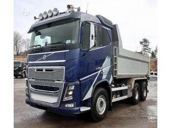 Volvo FH16 660 6x4 Retarder  - billenőplatós teherautó