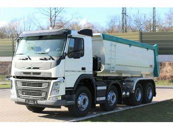 Billenőplatós teherautó Volvo FM12 430 8x4 / EuromixMTP TM 18m³ Mulde EURO 6