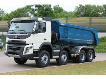 Billenőplatós teherautó Volvo FMX 430 8x4 / EuromixMTP TM16 HARDOX