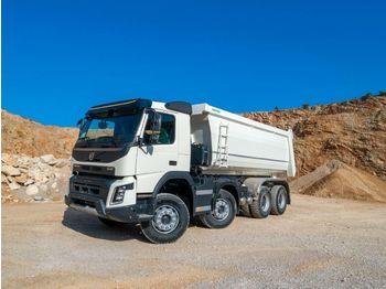 Billenőplatós teherautó Volvo FMX 430 8x4 / EuromixMTP TM20 HARDOX