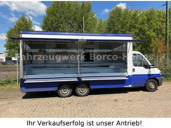 Fiat Verkaufsfahrzeug Borco-Höhns  - büféautó