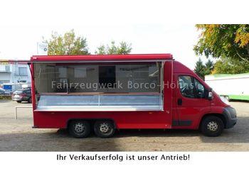 Verkaufsfahrzeug Borco-Höhns  - büféautó