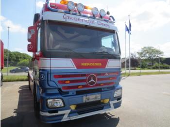 Mercedes Actros - cserefelépítményes teherautó