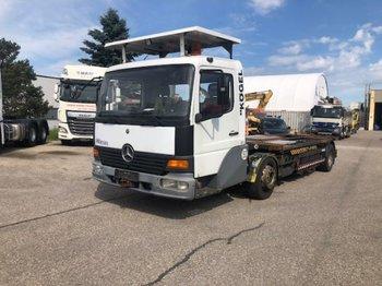 Mercedes-Benz , Kögel, Wiesel / Umsetzer - cserefelépítményes teherautó