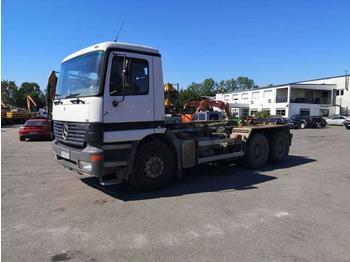 Mercedes ACTROS 2640 - horgos rakodó teherautó