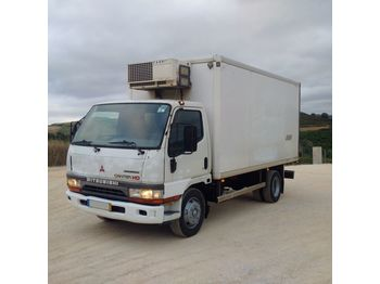 MITSUBISHI Canter HD 3.9 TD left hand drive 4D34 7.5 ton Carrier - hűtős teherautó