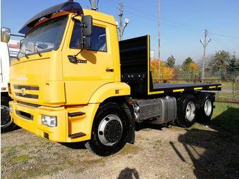 KAMAZ 6X4 PLATFORM - platos teherautó