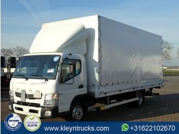 Ponyvás teherautó Mitsubishi CANTER 7C15 AMT payload 3200 kg