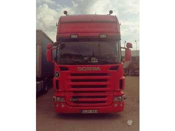 Scania R440LB6X2MLB  - ponyvás teherautó