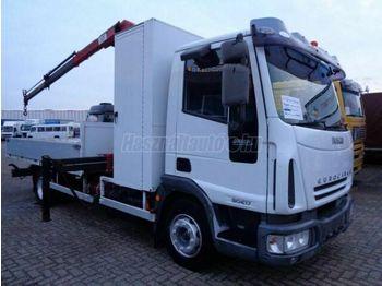 IVECO 90 E 17 Darus Platós - síkplatós teherautó