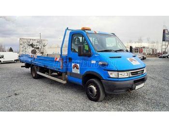 IVECO DAILY 65 C 17 Platós - síkplatós teherautó