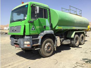 MAN 33.360 - tartályos teherautó