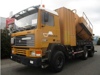 Tartályos teherautó Terberg F1450 6X4