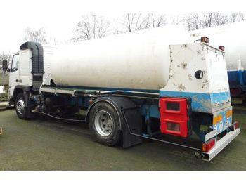 VOLVO GAS, Cryo, Oxygen, Argon, Nitrogen, Cryogenic - tartályos teherautó