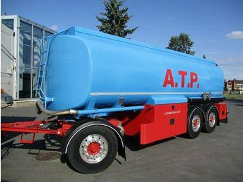 Tank tilhenger Schwarzmüller TH 3E - ADR 23.300 Ltr