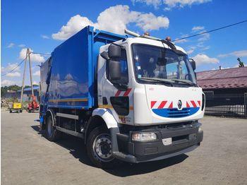 RENAULT Midlum 280 DXI EURO V garbage truck mullwagen - szemetesautó