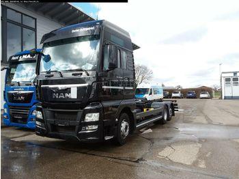 MAN TGX 26.440 6x2-2 LL Voith  - kontejnerski tovornjak/ tovornjak z zamenljivim tovoriščem