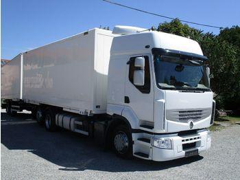 Renault Premium, Wechselbrücken-LKW  - kontejnerski tovornjak/ tovornjak z zamenljivim tovoriščem