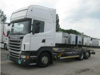Scania - R440 EEV Jumbo BDF 7,82 - kontejnerski tovornjak/ tovornjak z zamenljivim tovoriščem
