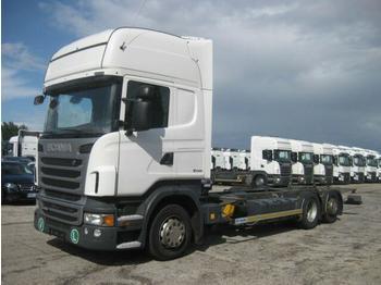 Scania - R 440 Jumbo BDF 7.82 EEV - kontejnerski tovornjak/ tovornjak z zamenljivim tovoriščem