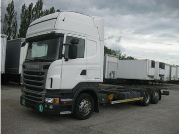 Scania - R 440 Jumbo BDF EEV - kontejnerski tovornjak/ tovornjak z zamenljivim tovoriščem