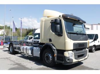 VOLVO FE320.18 E6 (Bdf) - kontejnerski tovornjak/ tovornjak z zamenljivim tovoriščem