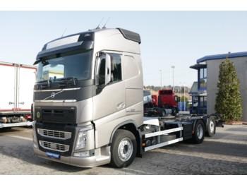 VOLVO FH460 E6 (Cab chassis) - kontejnerski tovornjak/ tovornjak z zamenljivim tovoriščem
