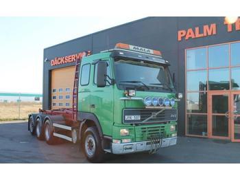 Volvo FH12 6X4*4  - kontejnerski tovornjak/ tovornjak z zamenljivim tovoriščem