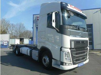 Kontejnerski tovornjak/ tovornjak z zamenljivim tovoriščem Volvo FH460 Euro6 Klima AHK Luftfeder ZV Standhzg