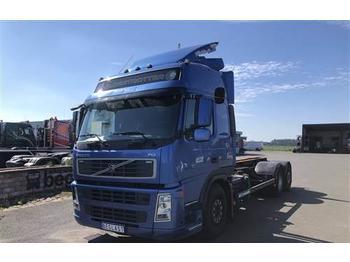 Volvo FM380  - kontejnerski tovornjak/ tovornjak z zamenljivim tovoriščem