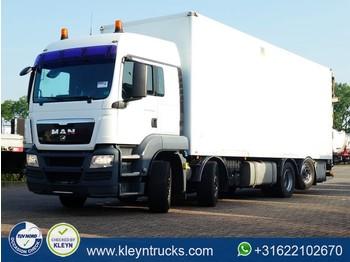 MAN 35.400 TGS 8x2 big double ramp - tovornjak avtotransporter