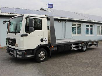 MAN TGL 8.180 BL Autotransporter AHK 3.5t, Luftfed. - tovornjak avtotransporter