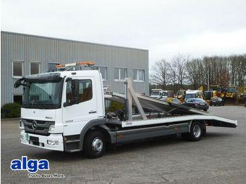 Mercedes-Benz 1224 Atego, Hartmann, Doppelstock, Klima!  - tovornjak avtotransporter
