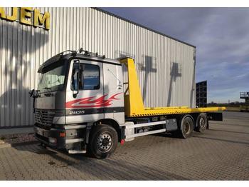 Tovornjak avtotransporter Mercedes-Benz 2835