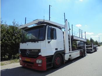 Mercedes-Benz ACTROS 2536 LL MIDLIFT - tovornjak avtotransporter