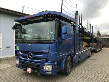 Tovornjak avtotransporter Mercedes-Benz Actros 1844 Variotrans Motor Getriebe Turbo NEU