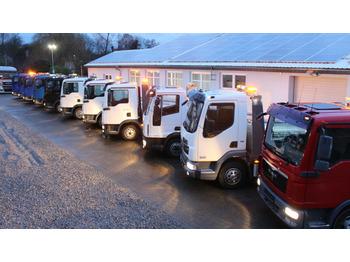 Mercedes-Benz Atego DB 1222 L Autotransporter NL 6.5T! Euro5 - tovornjak avtotransporter