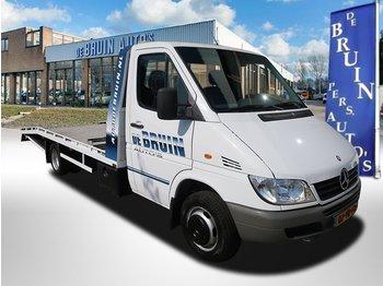 Tovornjak avtotransporter Mercedes-Benz Sprinter 416 CDI Witteveen Oprijwagen - Autotransporter - Airco - Cruisecontrol - Lier