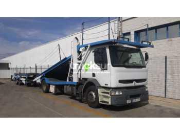 Renault PREMIUM 370 DCI - tovornjak avtotransporter