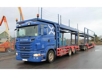 Scania R500LB6X2HLB Export  - tovornjak avtotransporter