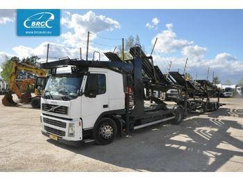 VOLVO VOLVO GROENEWOLD FM FM - tovornjak avtotransporter